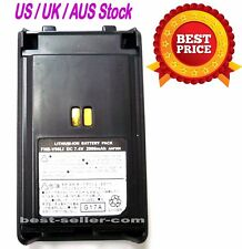 *US*GS-FNBV96, Battery for Vertex Radio VX-350 VX-351,VX-354(FNBV96LI) 2000mAh
