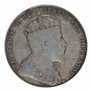 1906 Canada Half Dollar PCGS VF25 #194502