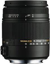 Sigma DC Standard Camera Lens
