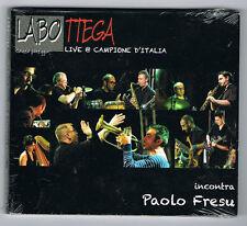 LABOTTEGA - LIVE @ CAMPIONE D'ITALIA - CD 12 TITRES - 2014 - NEW NEUF NEU