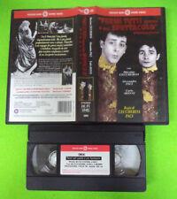 VHS film FERMI TUTTI QUESTO E'UNO SPETTACOLO PINOCCHIO Ceccherini (F203) no dvd