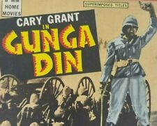 8mm Film: Gunga Din  244  Cary Grant  Ken Films Inc  Fort Lee N. J.
