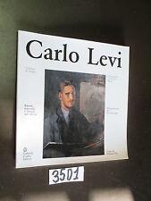 CARLO LEVI catalogo ritratti e disegni dal carcere (35 D 1)