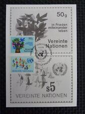 Onu Viena Mk 1979 maximum tarjeta Carte maximum card mc cm c2711