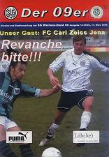 RL nord 2005/06 SG Wattenscheid 09-FC Carl Zeiss Jena, 17.03.2006