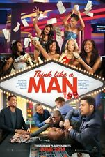 Think Like A Man Too - original DS movie poster  D/S 27x40