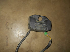 honda gl1200 goldwing aspencade key pad handlebar cover dash panel 1984 case 84