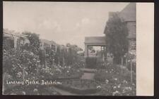 Postcard Dalshein Netherlands Landhaus Merkel view #1