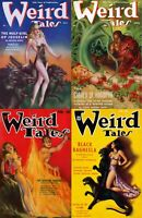 285 OLD ISSUES OF WEIRD TALES FANTASY HORROR FICTION SEXY ART MAGAZINE ON DVD