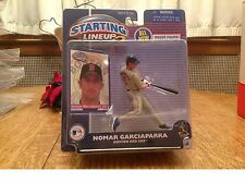 2001 Baseball STARTING LINEUP 2 Nomar Garciaparra Boston Red Sox Kenner SLU MLB