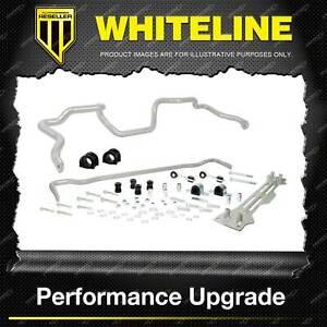 Whiteline Front Rear Sway Bar Vehicle Kit for Honda Civic EJ EK 4CYL 1996-2000