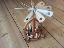 Weihnachtspyramide aus dem Erzgebirge Original aus Seiffen *** ca. 28cm