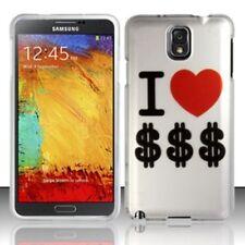 Fundas y carcasas Para Samsung Galaxy Note 3 de silicona/goma para teléfonos móviles y PDAs