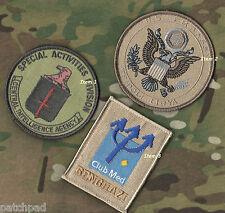 US EMBASSY TRIPOLI DIPLOMAT MISSION LIBYA DSS CIA SAD MCESG νeΙ©®⚙ SSI (Item #1)
