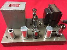 Eico HF-60 HF60 EL34 GZ34 Tube Amp uses Acrosound TO-330 Output Transformer