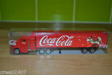 Coca Cola Christmas Truck Lorry Drinking Santa Holidays Are Coming TV Advert HO