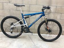 "SANTA CRUZ HECKLER 18 1/2"" MOUNTAIN BIKE SHIMANO XT TRUVATIV FOX DEORE MANITOU"