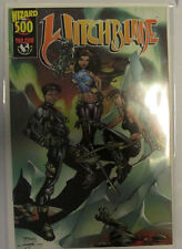 Wizard Top Cow  Witchblade #500 C.O.A.   NM/M Unread 9.6