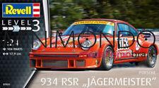 KIT PORSCHE 934 RSR JAEGERMEISTER 1/24 REVELL 07031