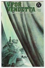DC - V FOR VENDETTA Vol. IX Of X (#9) - NM 1989 Vintage Comic