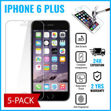 5-PACK Screen Protector 0.3MM Protection Tempered Glass Film For iPhone 6 Plus