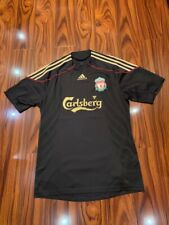 Liverpool away football shirt 2009-2010 size M jersey soccer