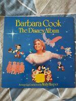 Barbara Cook The Disney Album LP Album Vinyl Record SHM3248 A1/B1 Children 80's