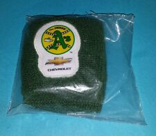 OAKLAND A'S BRAND NEW SWINGIN A'S WRIST BANDS SGA GAME GIVEAWAY - FREE SHIPPING!