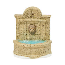 Dept 56 Tudor Gardens Lion Fountain 2015 4047570 Accessory NEW Department 56