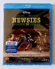 The Original Disney Movie that Inspired the Broadway Musical Hit NEWSIES Blu-ray