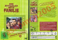 DVD MARRIED WITH CHILDREN BUNDY TV SERIES SEASON 10 TEN Ed O'Neill Region 2 NEW