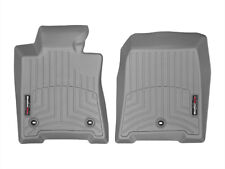 WeatherTech FloorLiner Floor Mats for Acura TL FWD - 2009-2014 - 1st Row - Grey