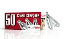 600 A Class whip cream chargers 8g 1 full case of  Quick Whip