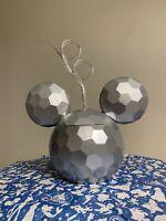 Walt Disney World Epcot Spaceship Earth Tumbler With Straw NEW
