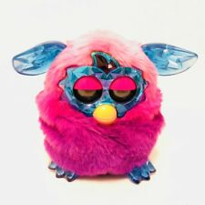FURBY BOOM CRYSTAL SERIES -PINK & PURPLE Fully Working VGC