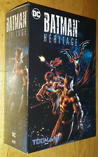 Batman Collection - Son of , VS. Robin, Bad Blood, under RED HOOD DVD COFFRET