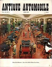 1959 Antique Automobile June - Henry Ford Museum; History of license plates;Otto