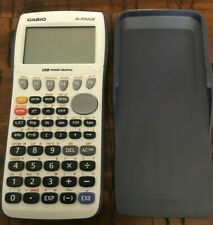 New ListingCasio Fx-9750Gii Usb Power Graphic Handheld Graphing Calculator w/ Hard Case