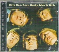 PICTURE DISC Dave Dee Dozy Beaky Mick & Titch CD 1996 Pop Hits 1960s Rare Class