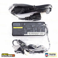 Genuine Lenovo Thinkpad T440 T450 T460 T470 T550 65W AC Adapter Power Charger