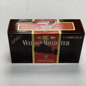Carousel 1 Watson Roadster A.J. Foyt/Sheraton Thompson 1964 Indy 500 Winner 1:18