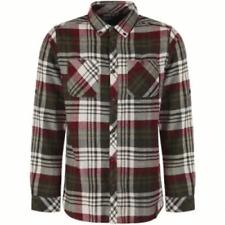 Craghoppers Men's Ellerton Check Long Sleeved Shirt  Dark Navy