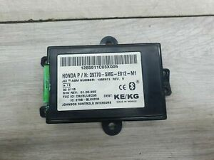 HONDA CIVIC MK8 BLUETOOTH MODULE 2006-2012 39770-SMG-E012-M1