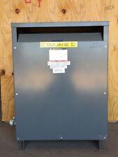 SQUARE D EE112T3HISNL 112.5KVA 480-208Y/120 3PH TRANSFORMER