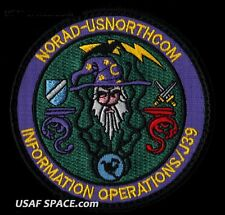 NORAD USNORTHCOM Information Operations / J39  AEROSPACE USAF SPECIAL OPS PATCH