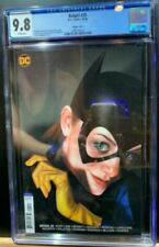 BATGIRL 25 CGC 9.8 NM/MT! JOSHUA MIDDLETON VARIANT COVER!! SOLD OUT!