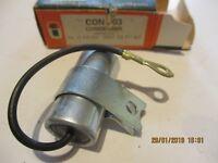 XCON103 New CI Condenser Skoda 1100MB Estelle 1961 on 103-911-061 PAL 02849824