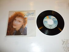 "TIFFANY - Radio Romance - 1988 Germany 7"" Juke Box Vinyl Single"