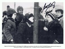 Scott Schwartz Signed Autographed 8x10 Photo - w/COA Flick - A Christmas Story