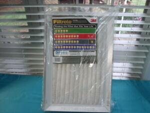 FILTRETE 14x20x1, AC Furnace Air Filter, MPR 300, Clean Living Basic Dust, 6-Pac